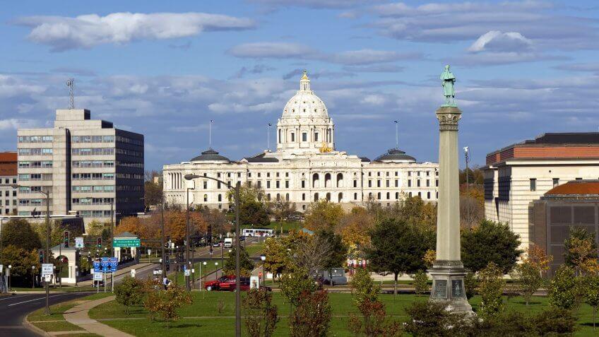Capitol Building, Minnesota