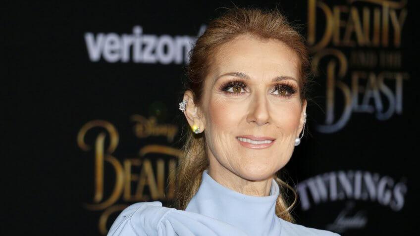 11717, Celebrities, Celine Dion, Horizontal