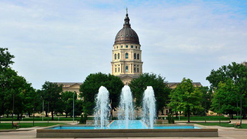 Capitol Building, Kansas