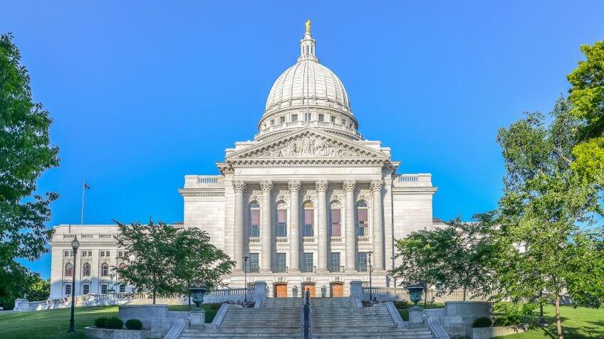 Capitol Building, Wisconsin