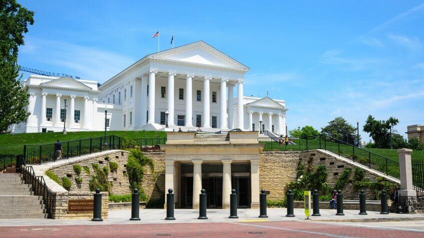 Capitol Building, Virginia