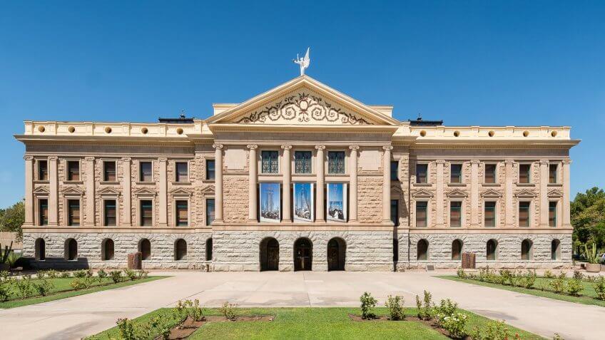 Arizona, Capitol Building