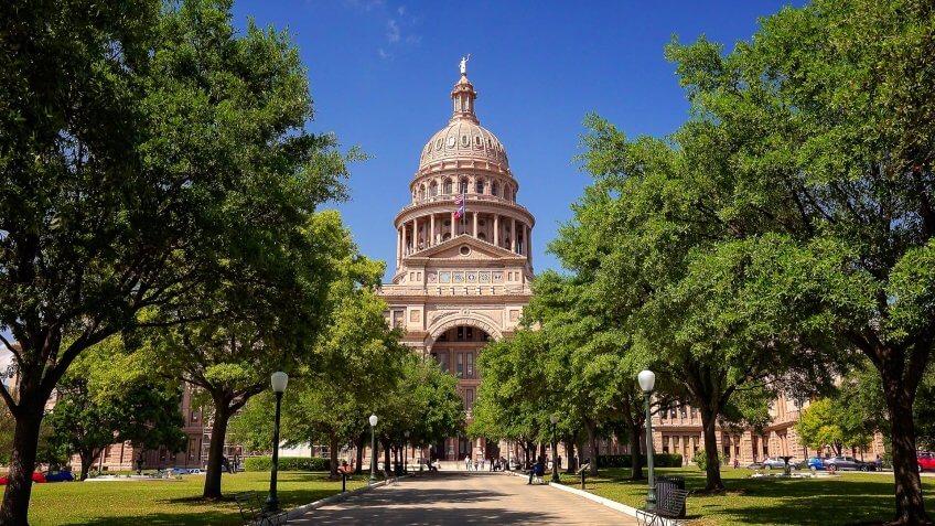 Capitol Building, Texas