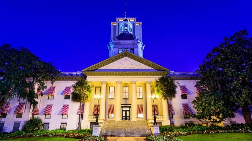 Capitol Building, Florida