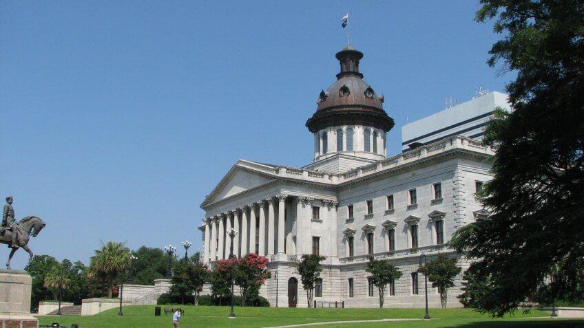 Capitol Building, South-Carolina