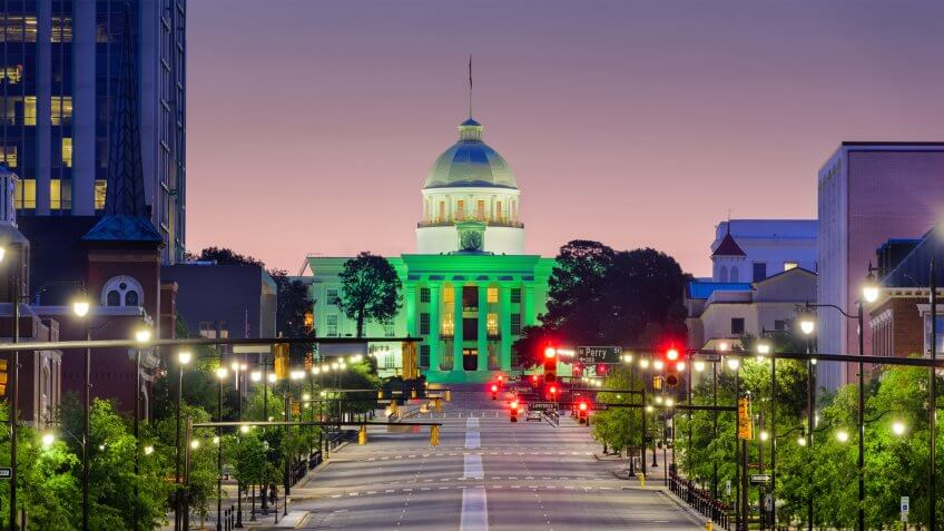 Alabama, Capitol Building