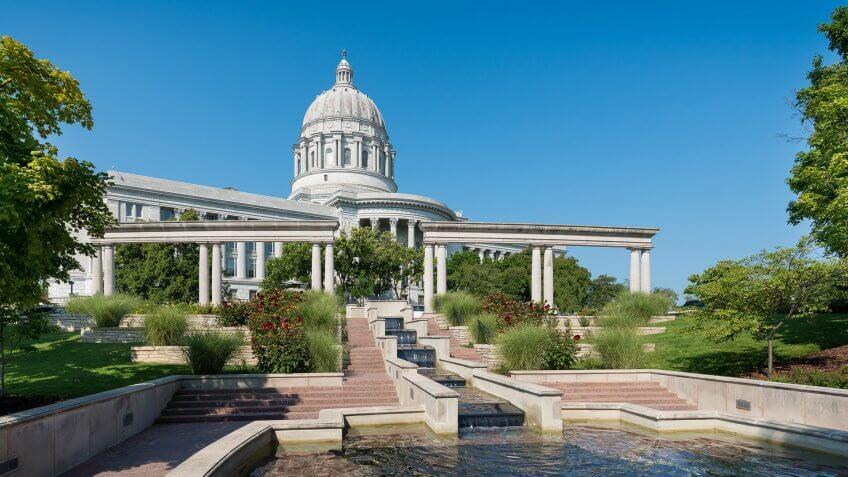 Capitol Building, Missouri