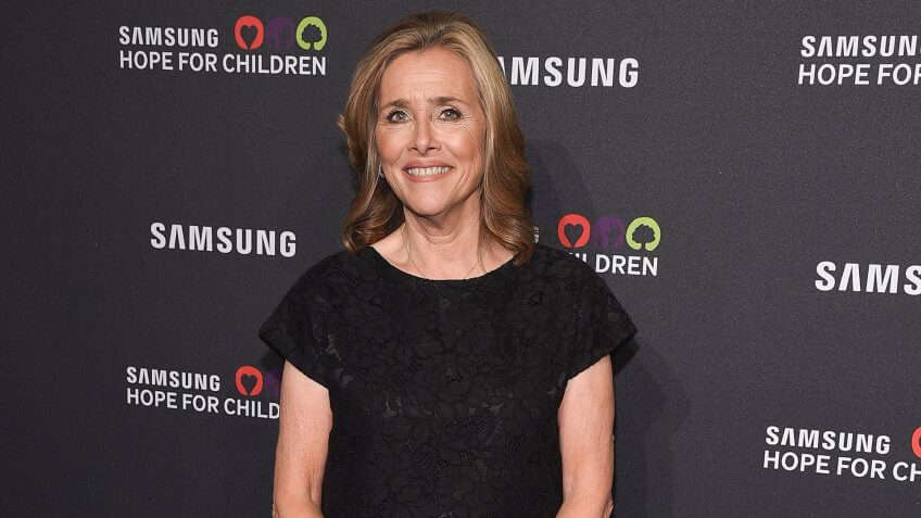 NEW YORK, NY - SEPTEMBER 17:  Journalist Meredith Vieira attends the Samsung Hope for Children Gala 2015 at Hammerstein Ballroom on September 17, 2015 in New York City.