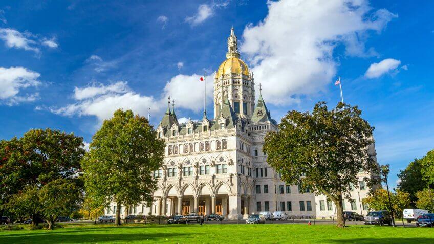 Capitol Building, Connecticut