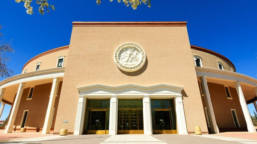 Capitol Building, New-Mexico