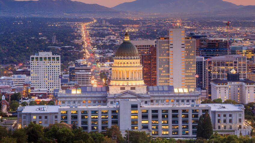 Capitol Building, Utah