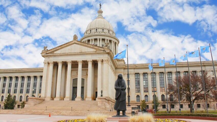 Capitol Building, Oklahoma
