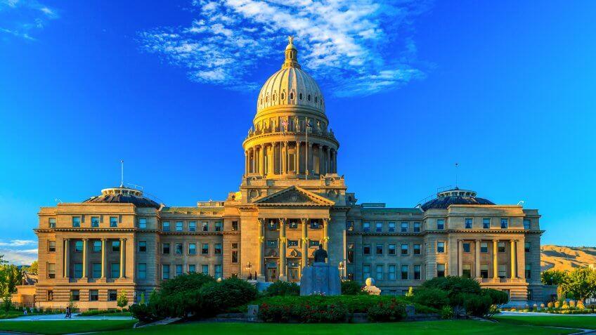 Capitol Building, Idaho