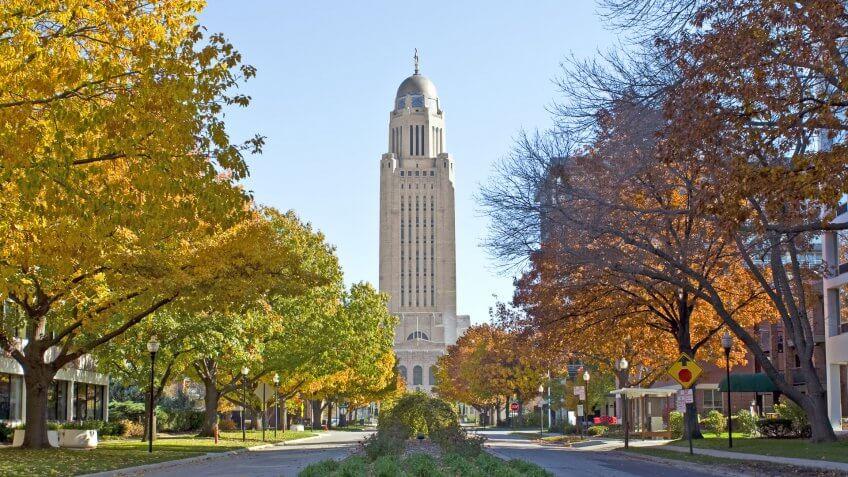 Capitol Building, Nebraska