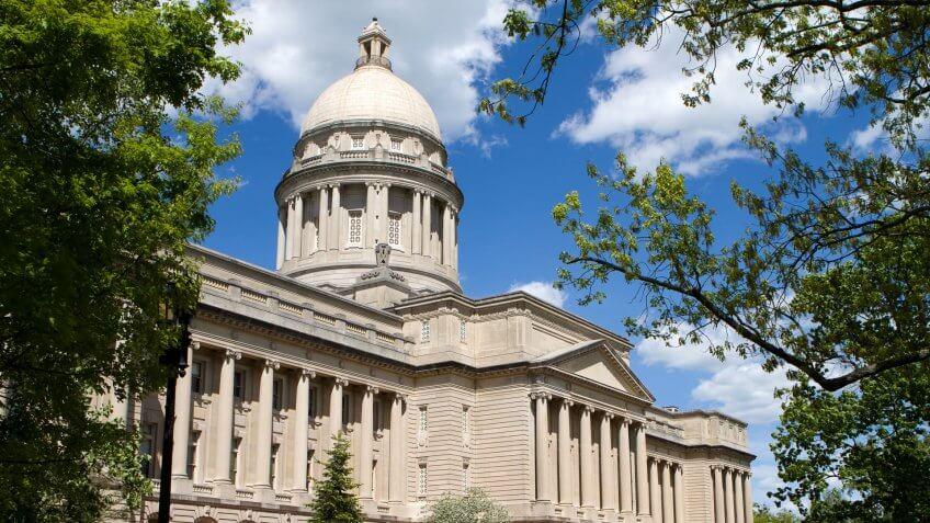 Capitol Building, kentucky