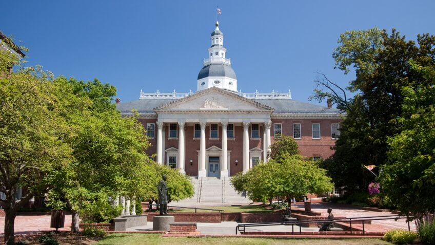 Capitol Building, Maryland