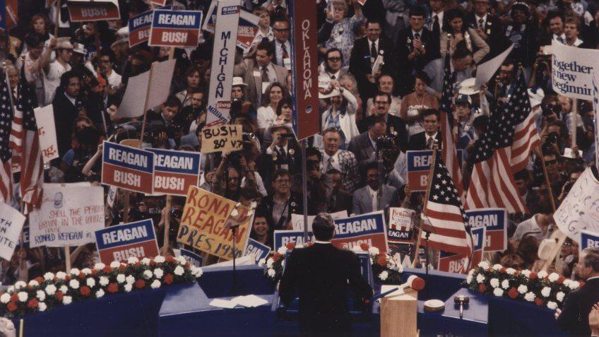 Ronald Reagan Acceptance Speech