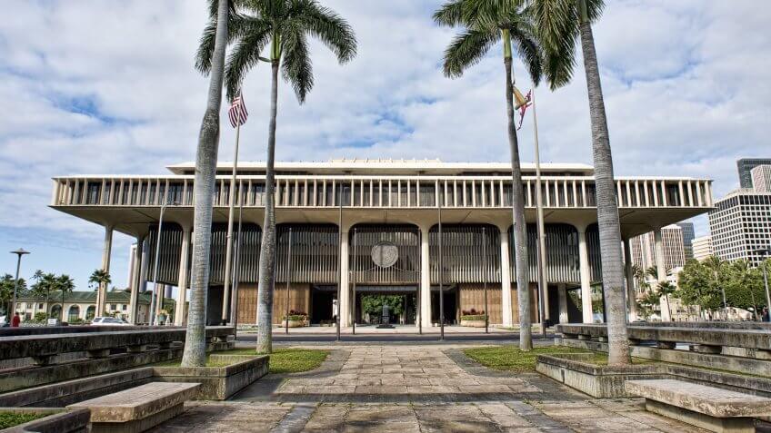 Capitol Building, Hawaii