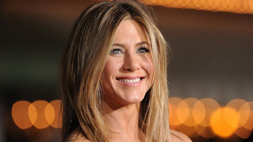 Here's How Much Jennifer Aniston and Other Actors Get Paid