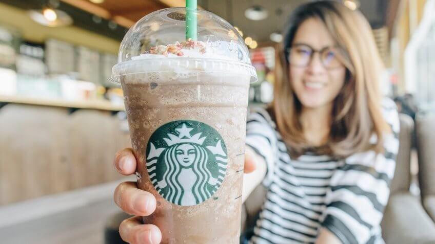 Starbucks-Frappucino