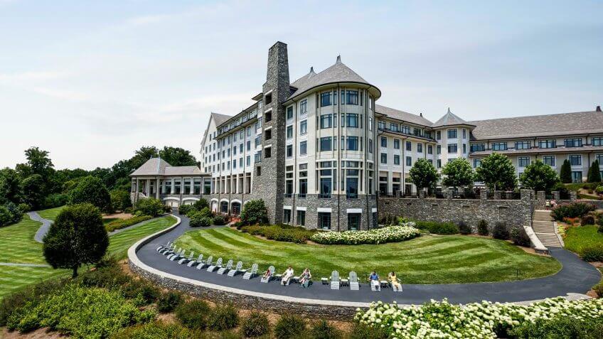 mansion hotels