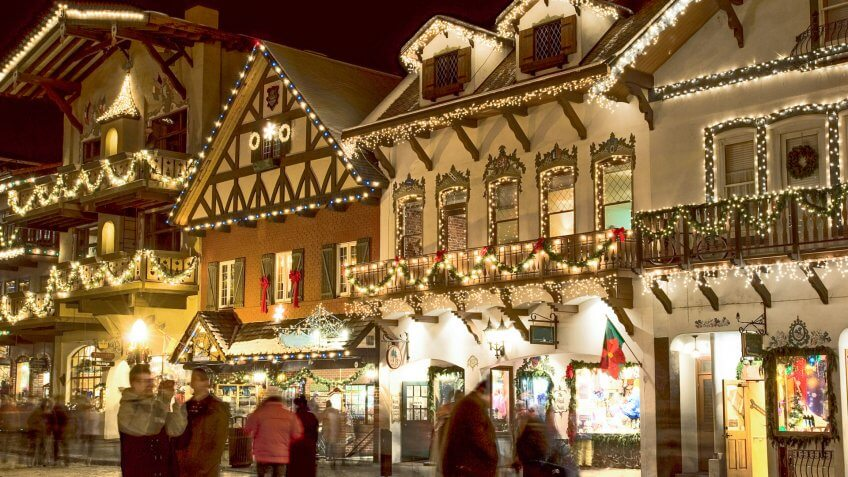 The Most Festive Places to Spend the Holidays and Their Price Tags