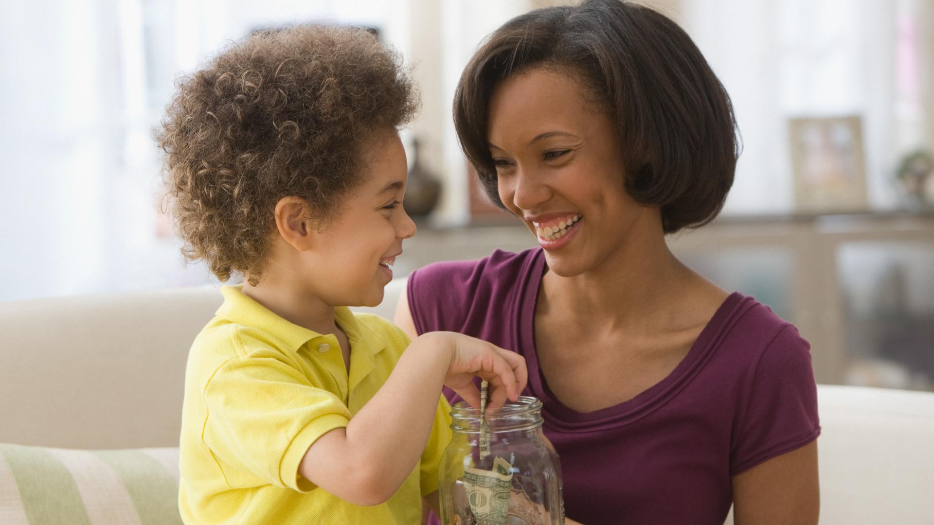 8 budgeting hacks for single parents gobankingrates