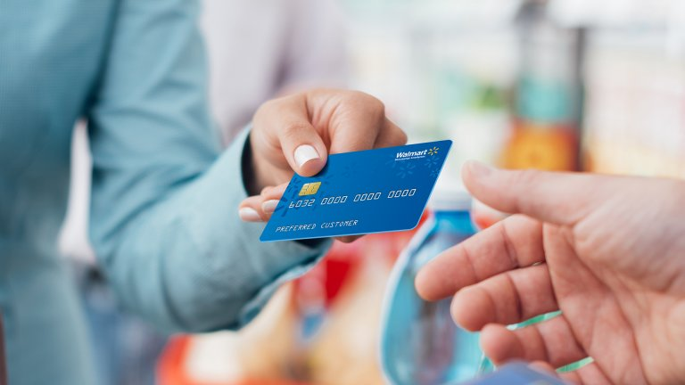 how to make a walmart credit card payment  gobankingrates