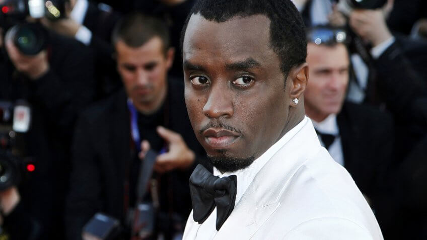CANNES, FRANCE - MAY 22: Singer Sean Combs attends the 'Killing them Softly' premiere during the 65th Cannes film festival on May 22, 2012 in Cannes.