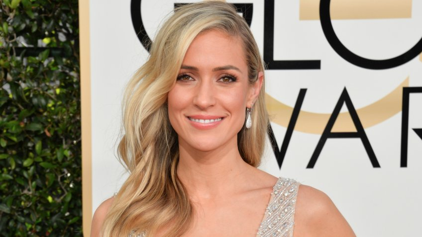 LOS ANGELES, CA - JANUARY 8, 2017: Kristin Cavallari at the 74th Golden Globe Awards at The Beverly Hilton Hotel, Los Angeles.