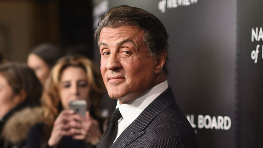 Actor Sylvester Stallone attends the 2015 National Board of Review Gala at Cipriani 42nd Street on January 5, 2016 in New York City.