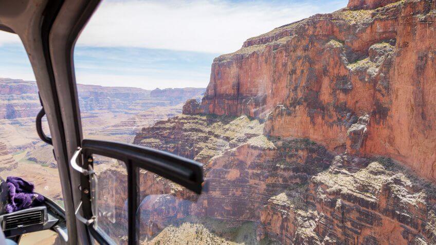 Grand Canyon - National Park Arizona USA.