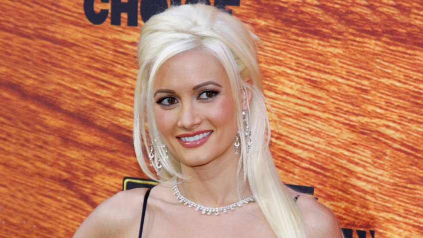 "Holly Madison at the Spike TV's 2nd Annual ""Guys Choice"" Awards held at the Sony Pictures Studios in Culver City, USA on May 30, 2008."