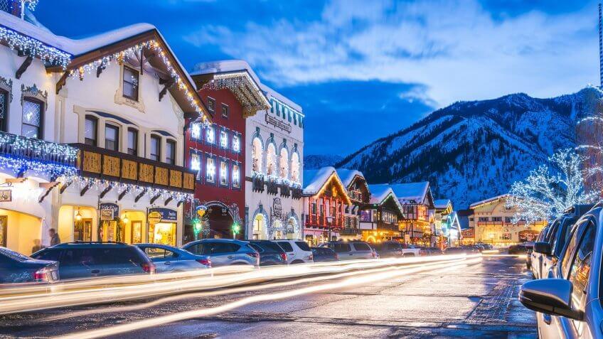 Leavenworth-WA