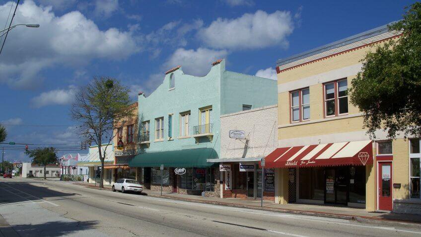 Titsuville-Florida