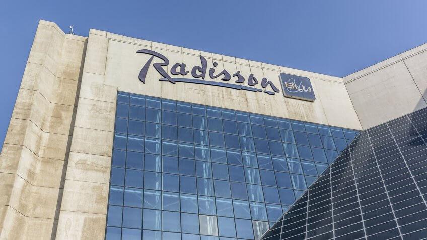 Radisson Blu is a premier accommodation in Sharjah