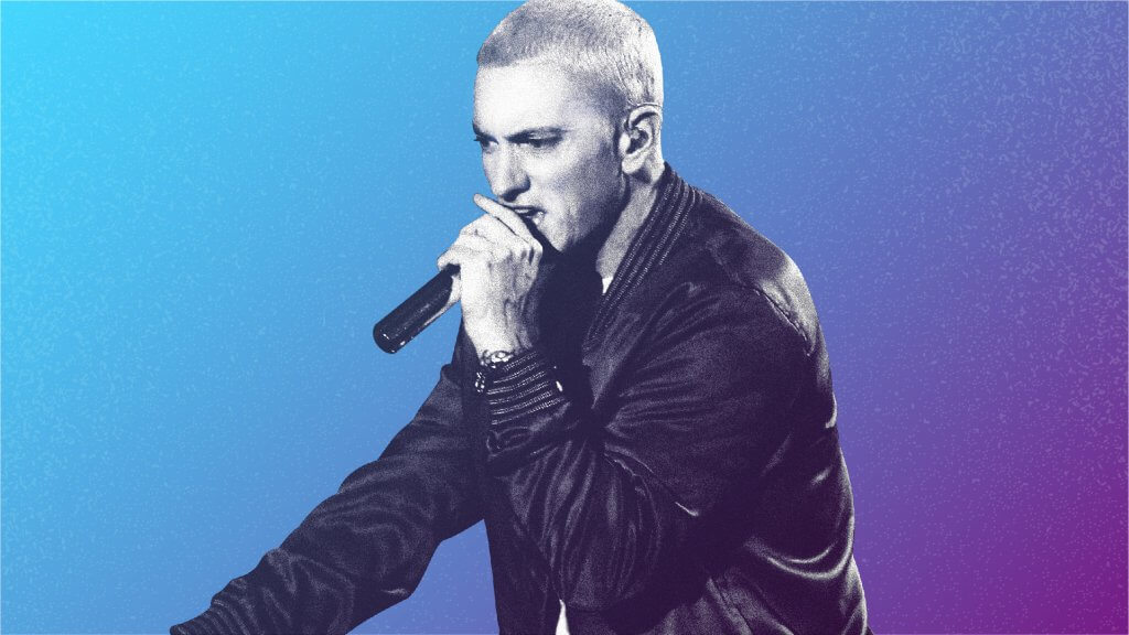 the beginning of the musical career of marshall mathers aka eminem Eminem offers rare look inside his world tuesday's release of the marshall mathers lp2 is like any eminem arrival: i always try and have as much fun with it, performing, music, my career, eminem said at the end of the day.