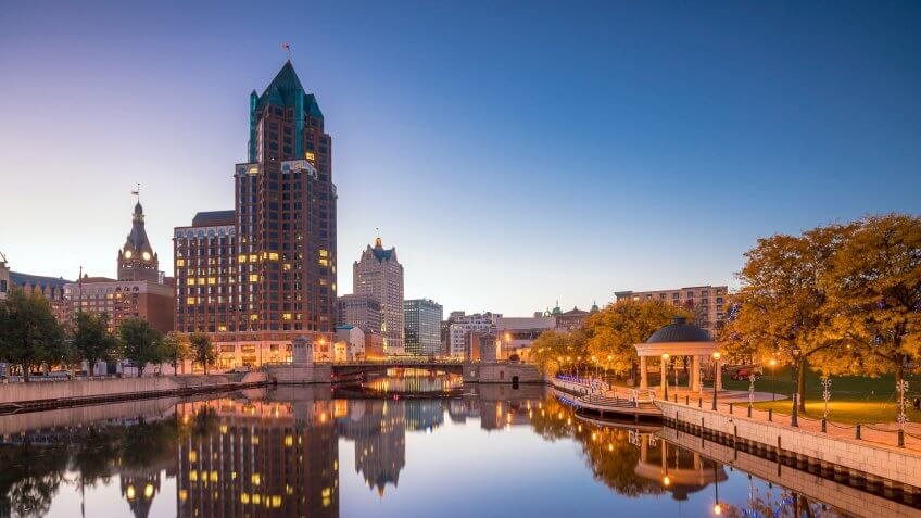 Milwaukee-Wisconsin
