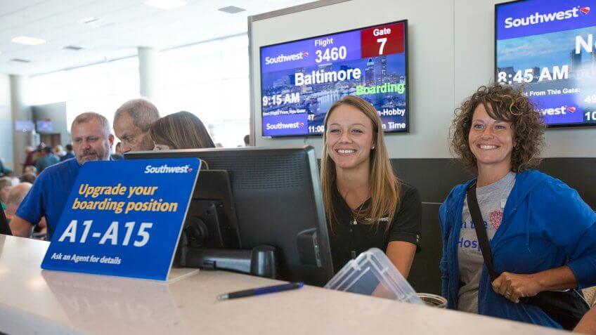 Marking A Milestone: Southwest Completes Transition to Amadeus Altea Passenger Service System.