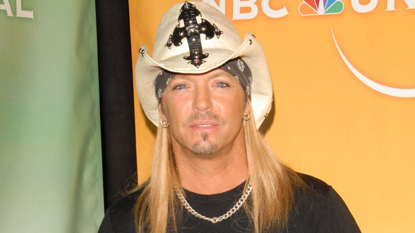 Bret Michaels at NBC Universal's Press Tour Cocktail Party, Langham Hotel, Pasadena, CA.