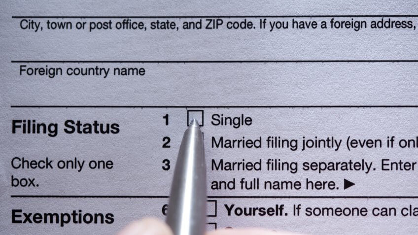 single-tax-status