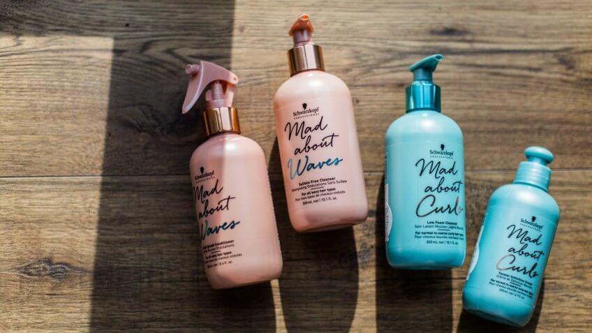 hair care, shampoo