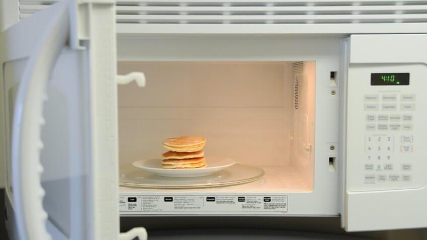 household appliances, microwave