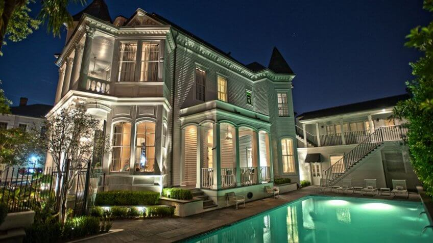 mansion hotels