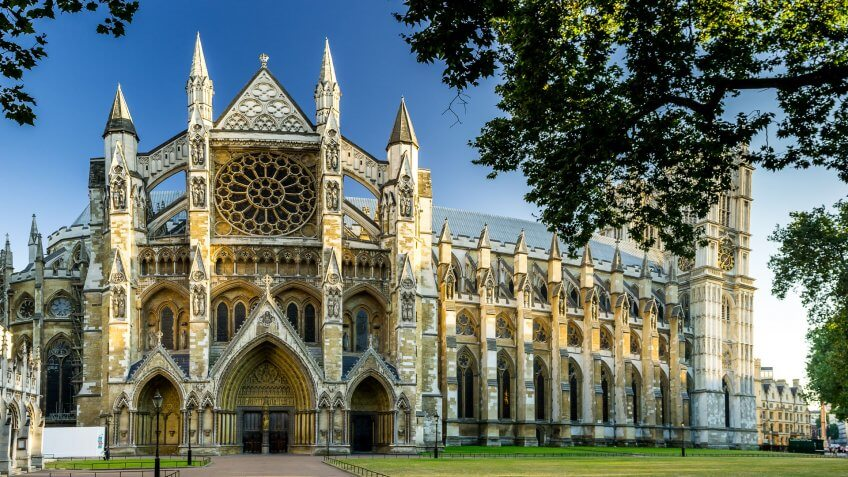 Westminster-Abbey-UK
