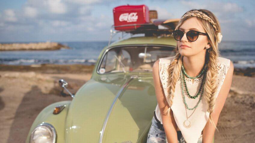 VW bug, bohemian, hippie, lifestyle