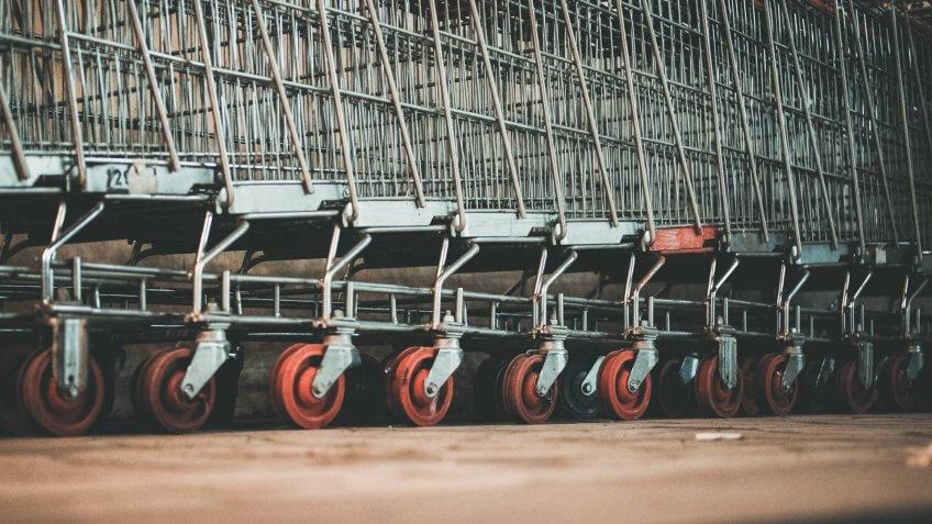 carts, shopping carts, trolleys