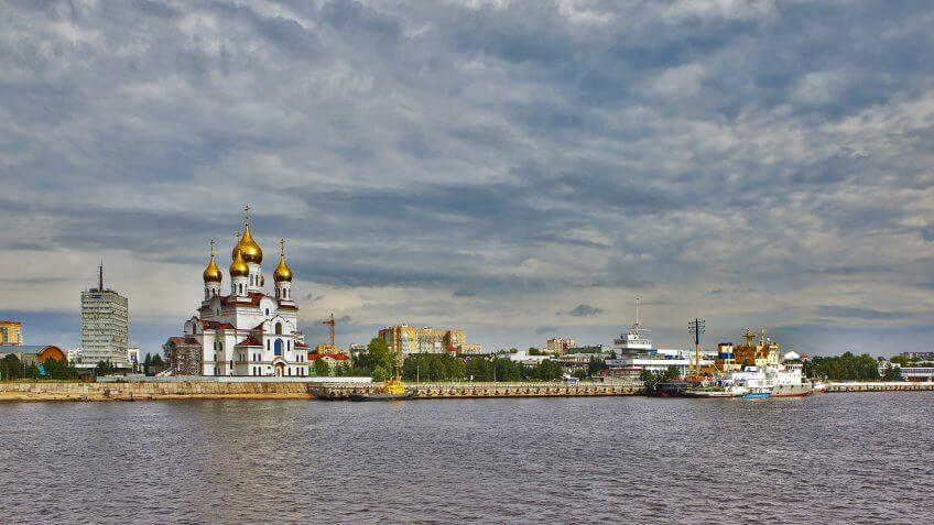 Arkhangelsk-Russia