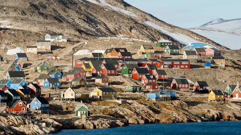 Ittoqqortoormiit-Greenland