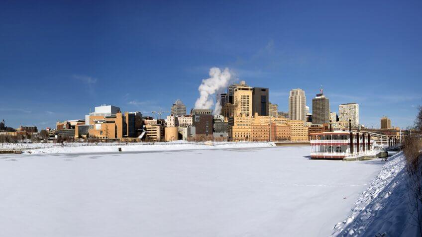 Saint-Paul-Minnesota